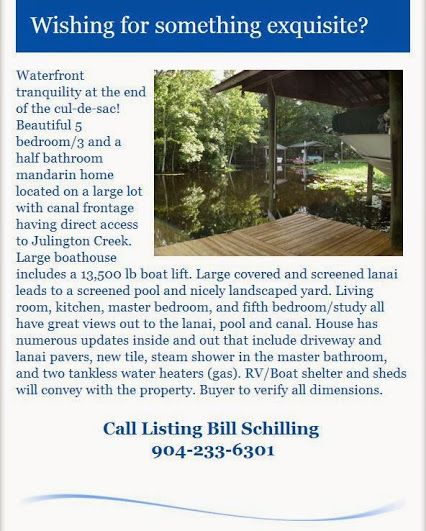 New Listing Alert 12887 Plummer Grant Rd Waterfront Tranquility