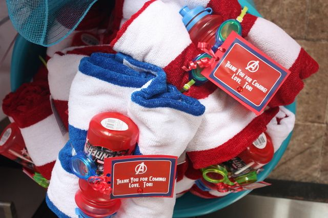 The Avengers Birthday Party Ideas With Images Beach Theme