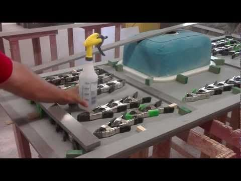 Diy Seaming Up Solid Surface Edges And Sink How To Use Seam Kit Glue You
