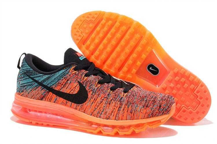 premium selection 8a41c 5b71f Air Flyknit svart