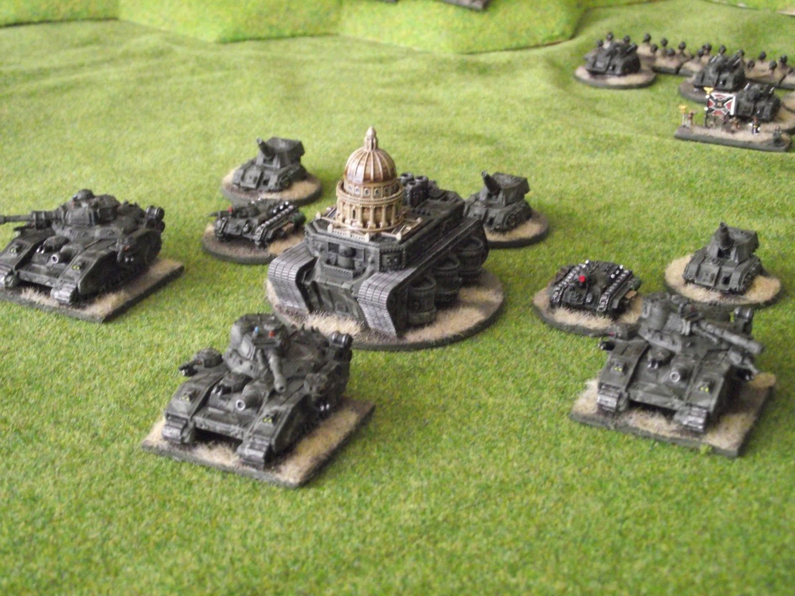 Dystopian Wars model proxy for a Leviathan  6mm epic | 6mm