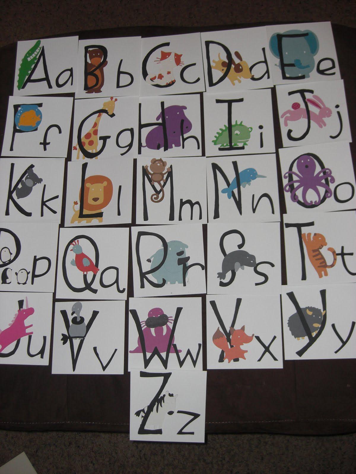 Cimg0848jpg 12001600 alphabet wall cricut crafts