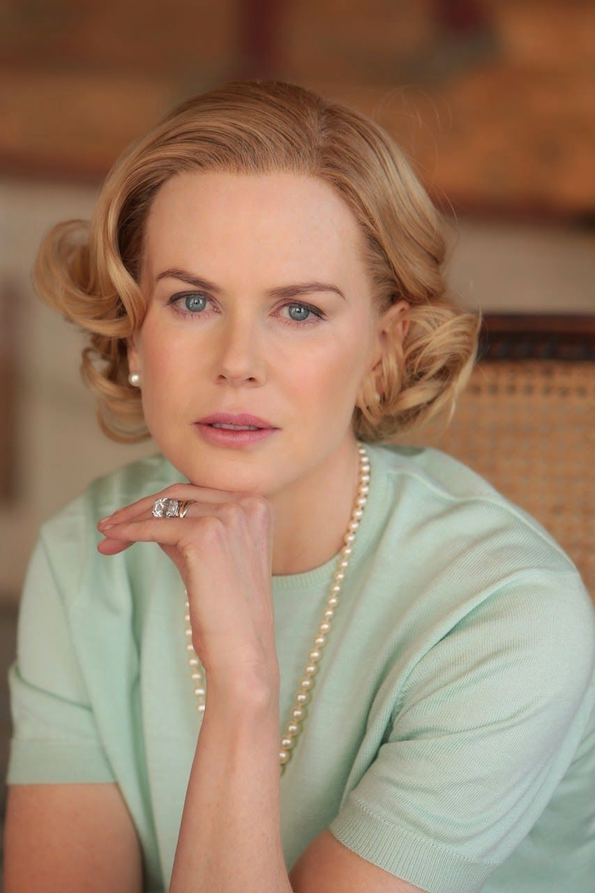 Grace of Monaco-Monako Prensesi Grace-Nicole Kidman