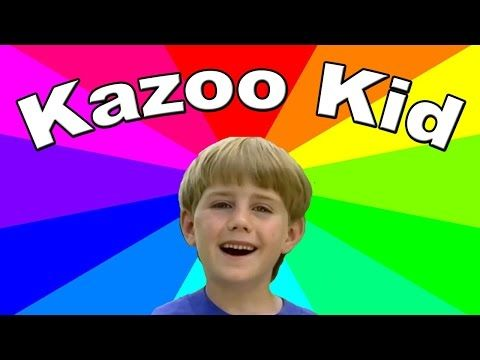 Kazoo Kid But The Video Constantly Zooms In To Random Objects Youtube Kids Fans Kids Humor