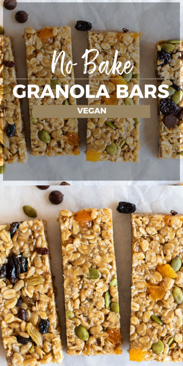 No Bake Granola Bars - No Bake Granola Bars Sunkissed Kitchen - Clean Eating Family Recipes Sunkissedki… In 2020 | No Bake Granola Bars, Baked Granola, Granola Recipe Bars