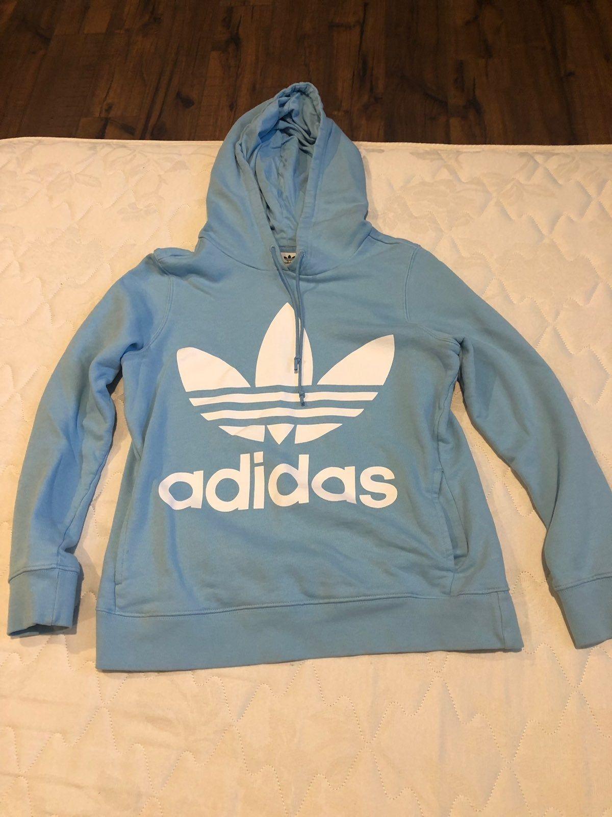 Adidas hoodie. Size m. New. in 2020   Adidas hoodie, Adidas