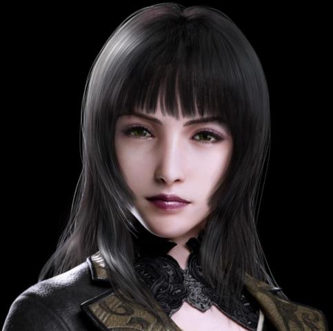 File Gentiana Ffxv Cg Png Final Fantasy Characters Final Fantasy Girls Final Fantasy Xv
