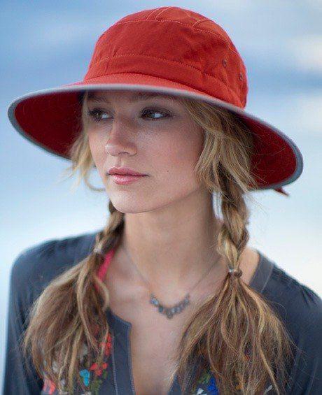 5c1fb767 marisa 可折疊式超輕抗UV50圓盤帽 | Red Hat Club | Hiking hats for ...