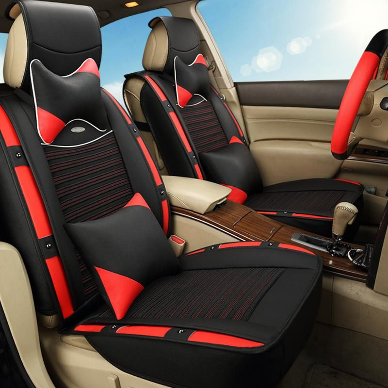 3d Sports Car Seat Cover Cushion Ice Silk For Chevrolet Cruze Malibu Us 149 99 Sports Car Seat Cover Car Seats Carseat Cover