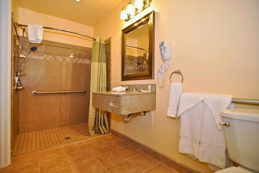 bathroom designs for handicapped persons  many design