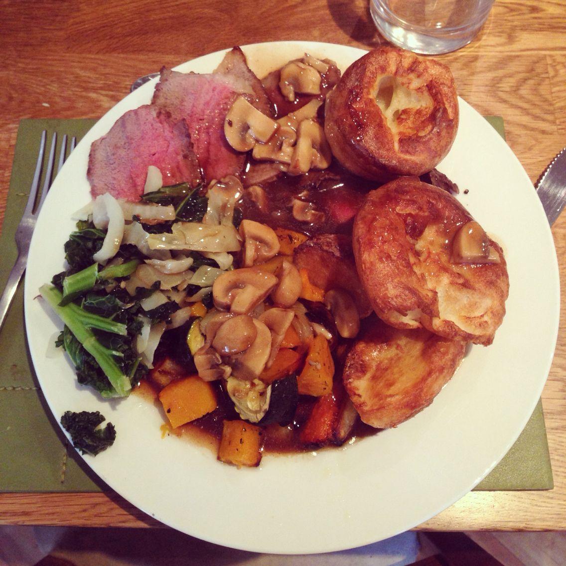 Donnas done it again.. Sunday roast tingz