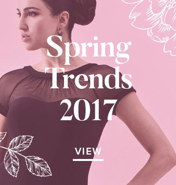 Spring Trends 2017 - <strong>NEW!</strong>