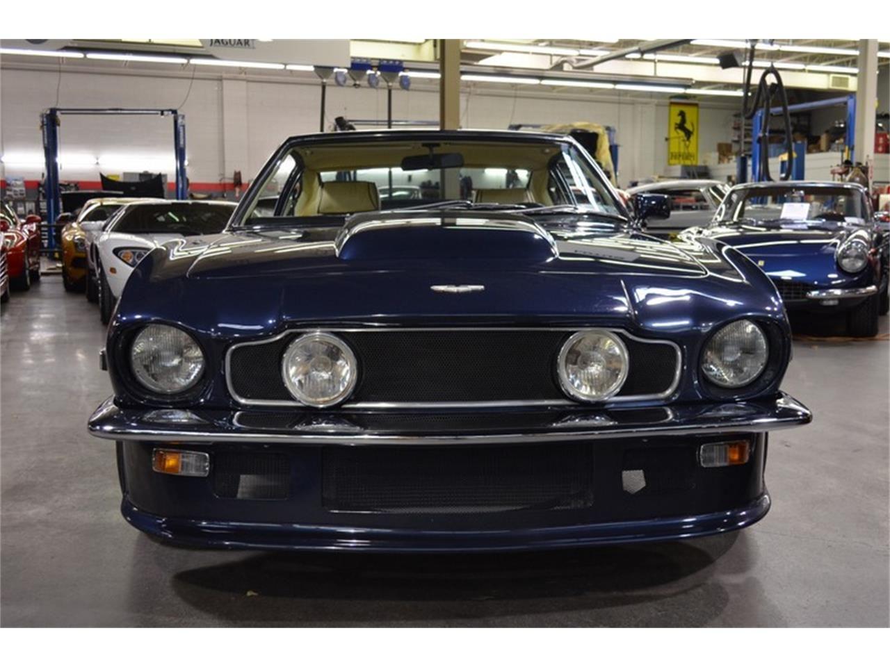 New Car Old Car 1979 Aston Martin V8 Aston Martin V8 Aston Martin Aston