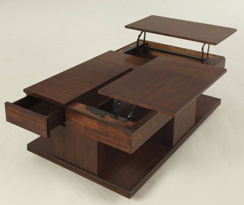 Janene Lift Top Coffee Table With Storage With Images Unique