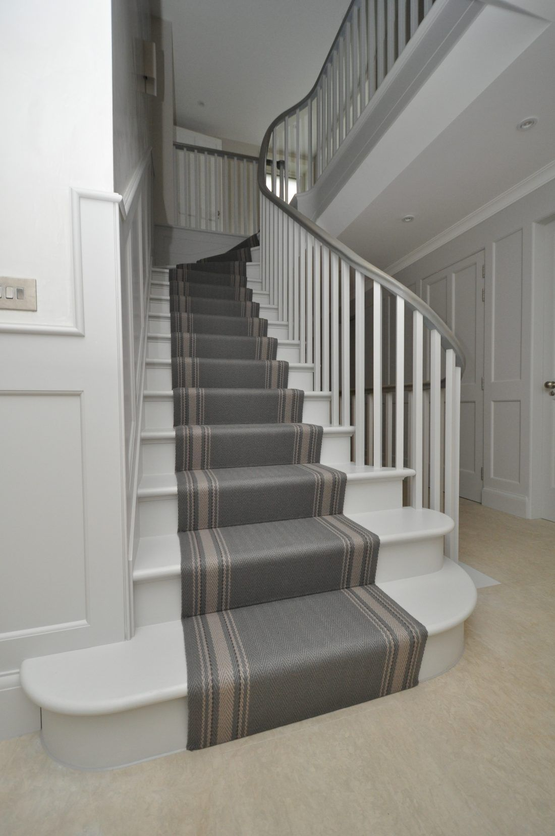 Best Gainford 1 Off The Loom Stair Runner Stairs Flat Weave 400 x 300