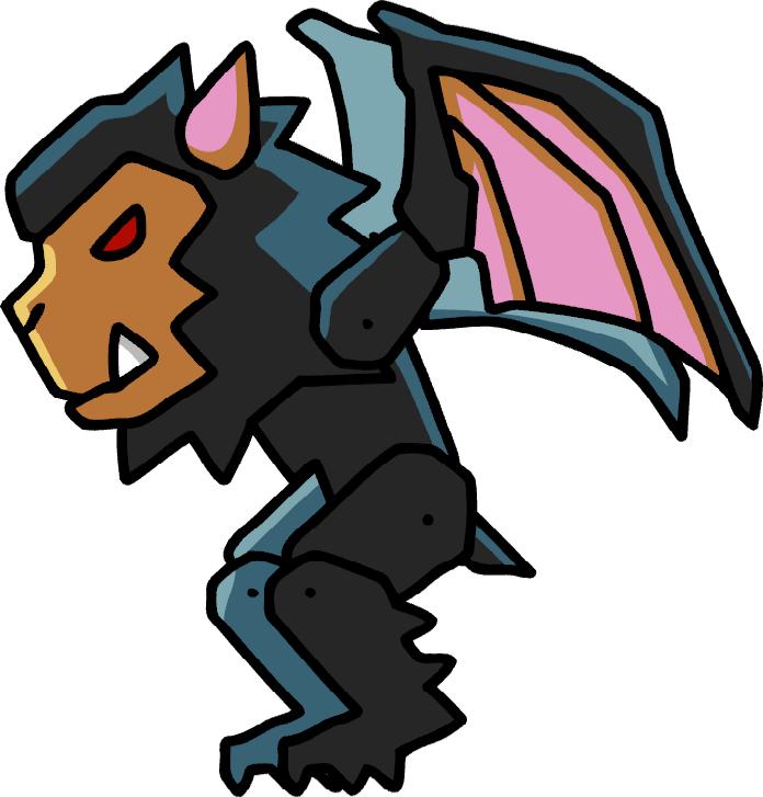 Ahool Scribblenauts Wiki Fandom Powered By Wikia Scribblenauts Flying Monkey Fictional Characters