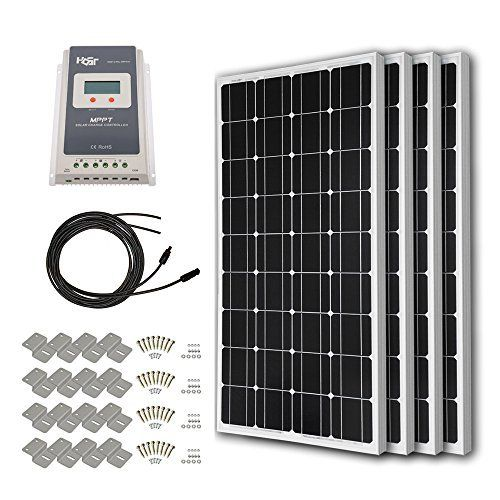 Go Power Gp Psk 120 120w Portable Folding Solar Kit With 10 Amp Solar Controller Solar Panel Kits Best Solar Panels Monocrystalline Solar Panels