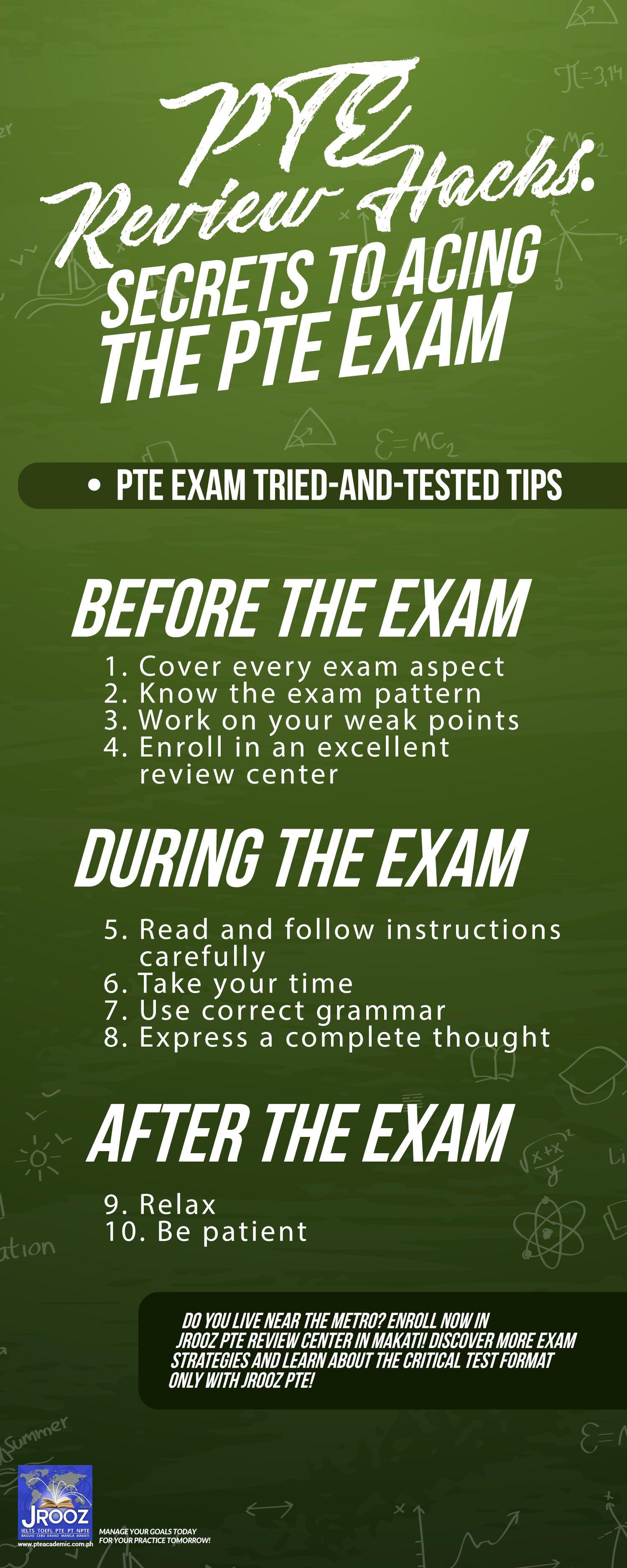 PTE Review Hacks: Secrets to Acing the PTE Exam | Jrooz PTE Academic