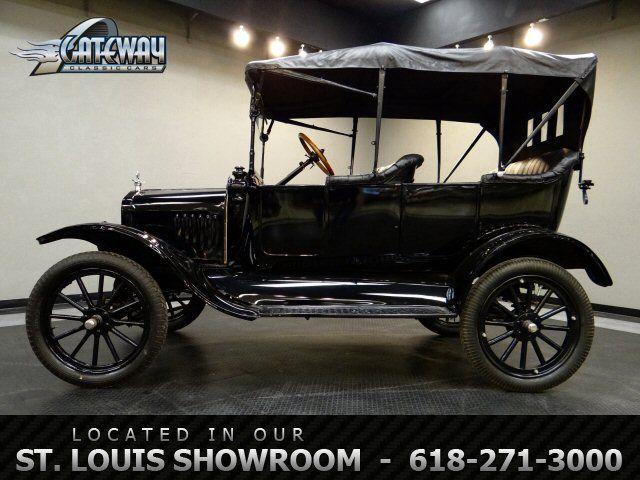 1917 ford t touring sedan convertible