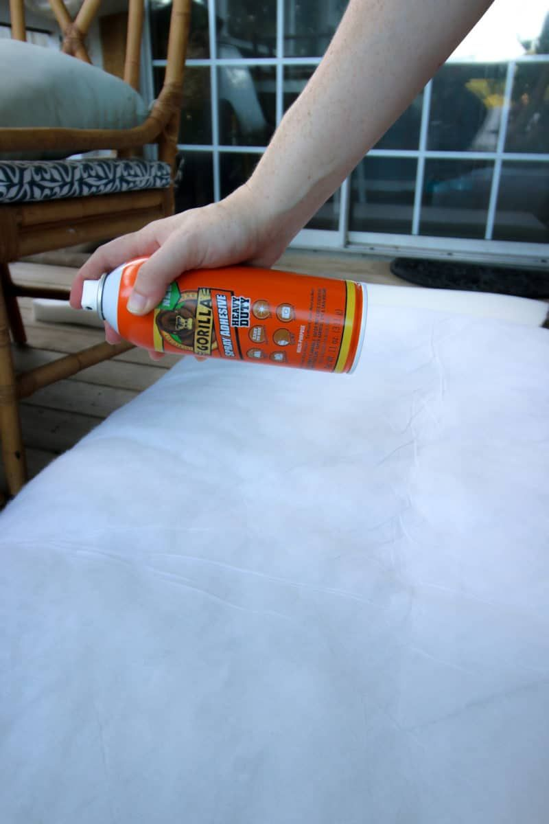 How to stuff sofa cushions & give new life to a saggy
