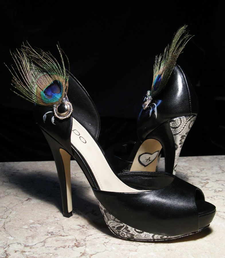 I swear I'll wear them every day! Can I have them, please?