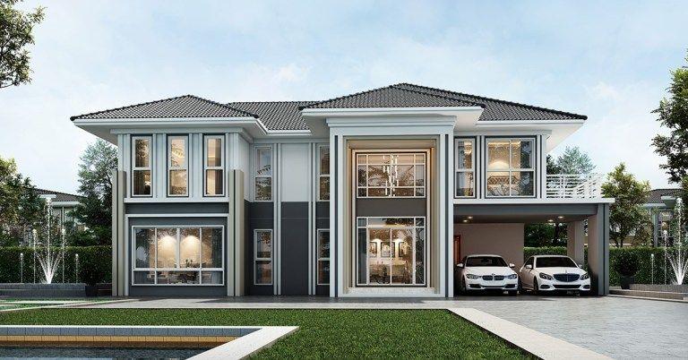 House Plans Idea 16 5x9 With 5 Bedrooms House Plans S House Extension Design House Front Design Dream House Plans