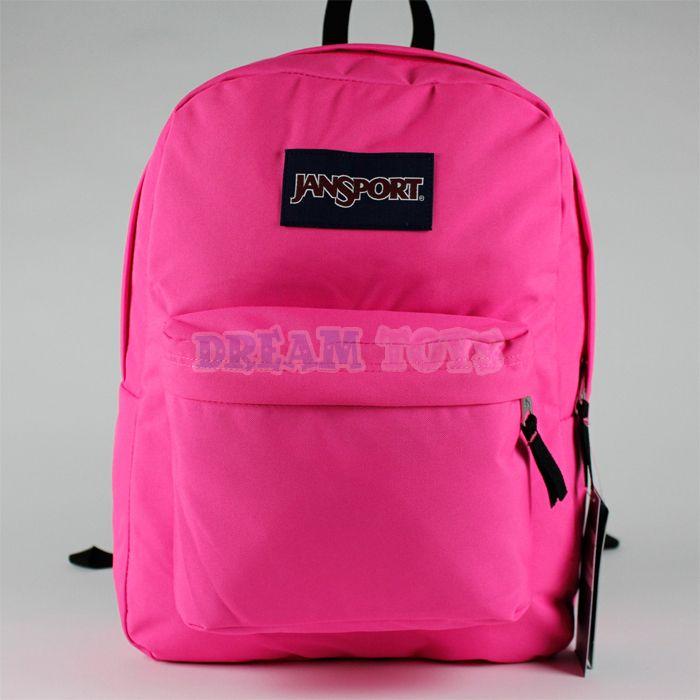 JanSport Big Student Backpack - Multi Jungle Jam (67 CAD) ❤ liked ...