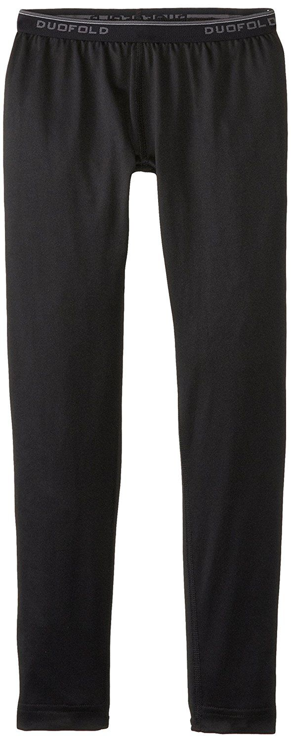 Duofold Big Boys' Mid Weight Varitherm Thermal Pant -- To view further, visit now : Hiking clothes