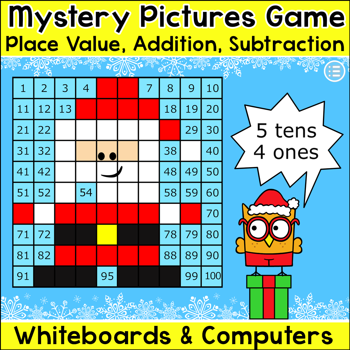 Practice place value, sequencing, addition and subtraction with this ...