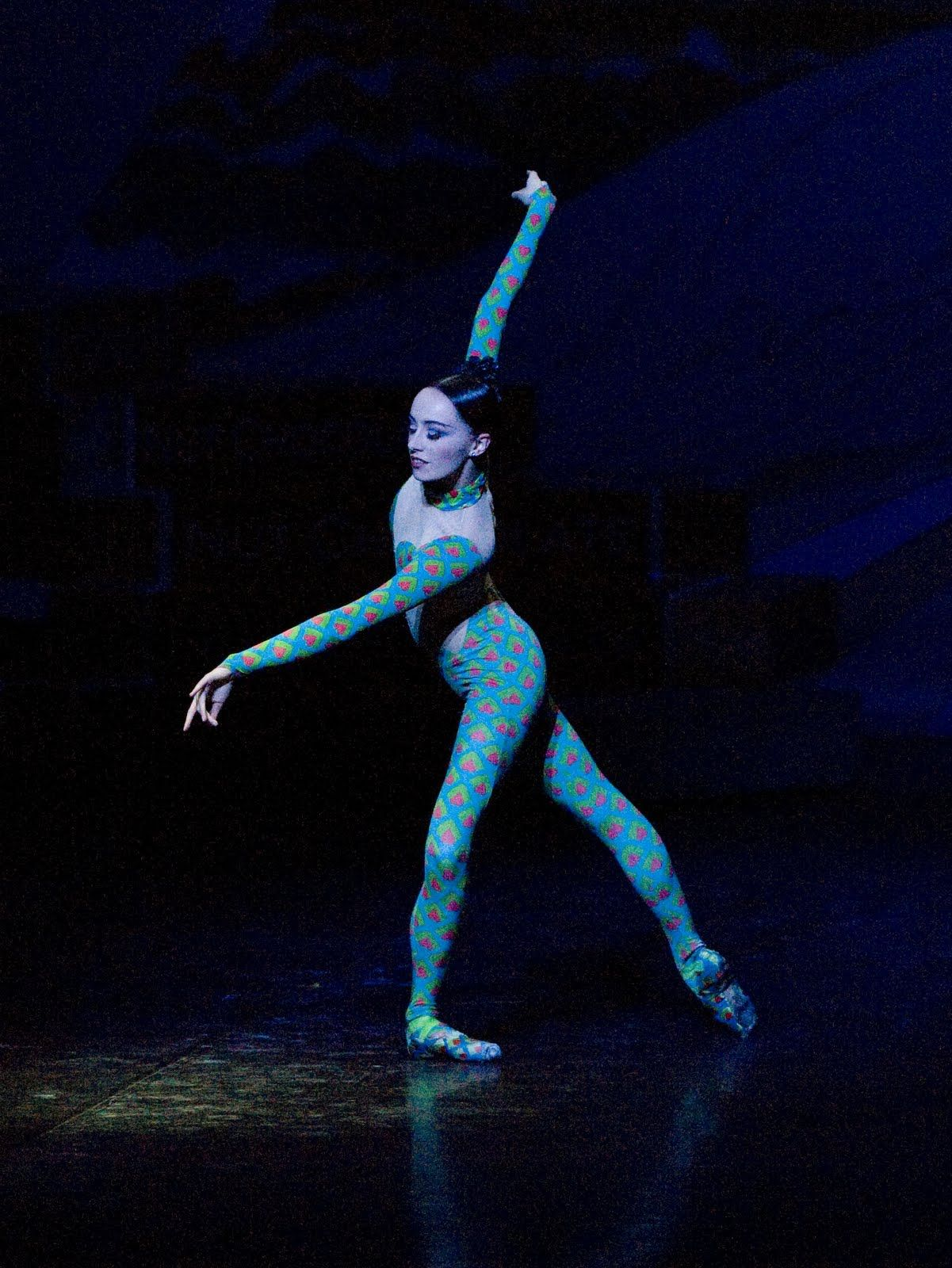 Désirée Ballantyne Soloist at English National Ballet