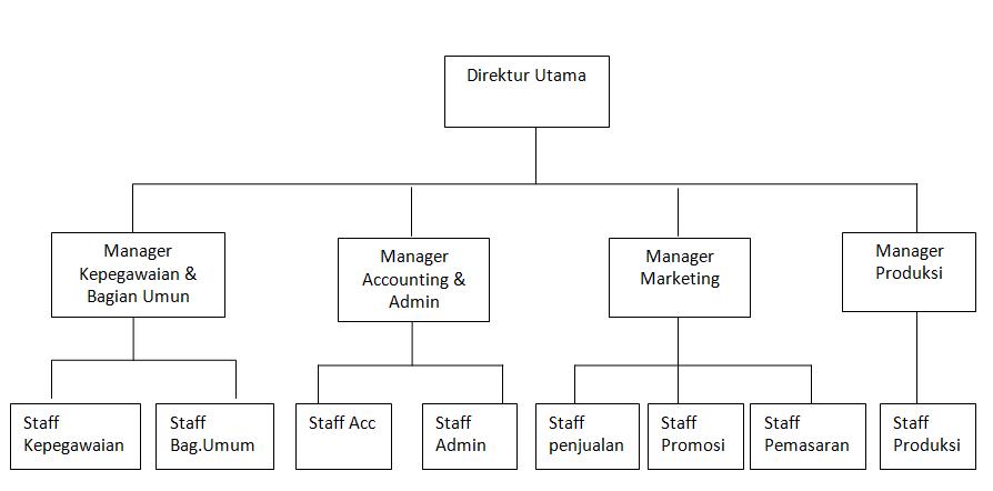 Hasil Gambar Untuk Struktur Organisasi Perusahaan Dan Job