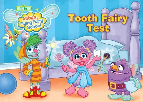 Sesame Street Pop-Up Books-Tooth Fairy Test by Gina Gold