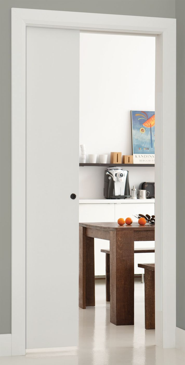 Pocket Doors Are Wonderful For Those Tight Spaces Where You Want A