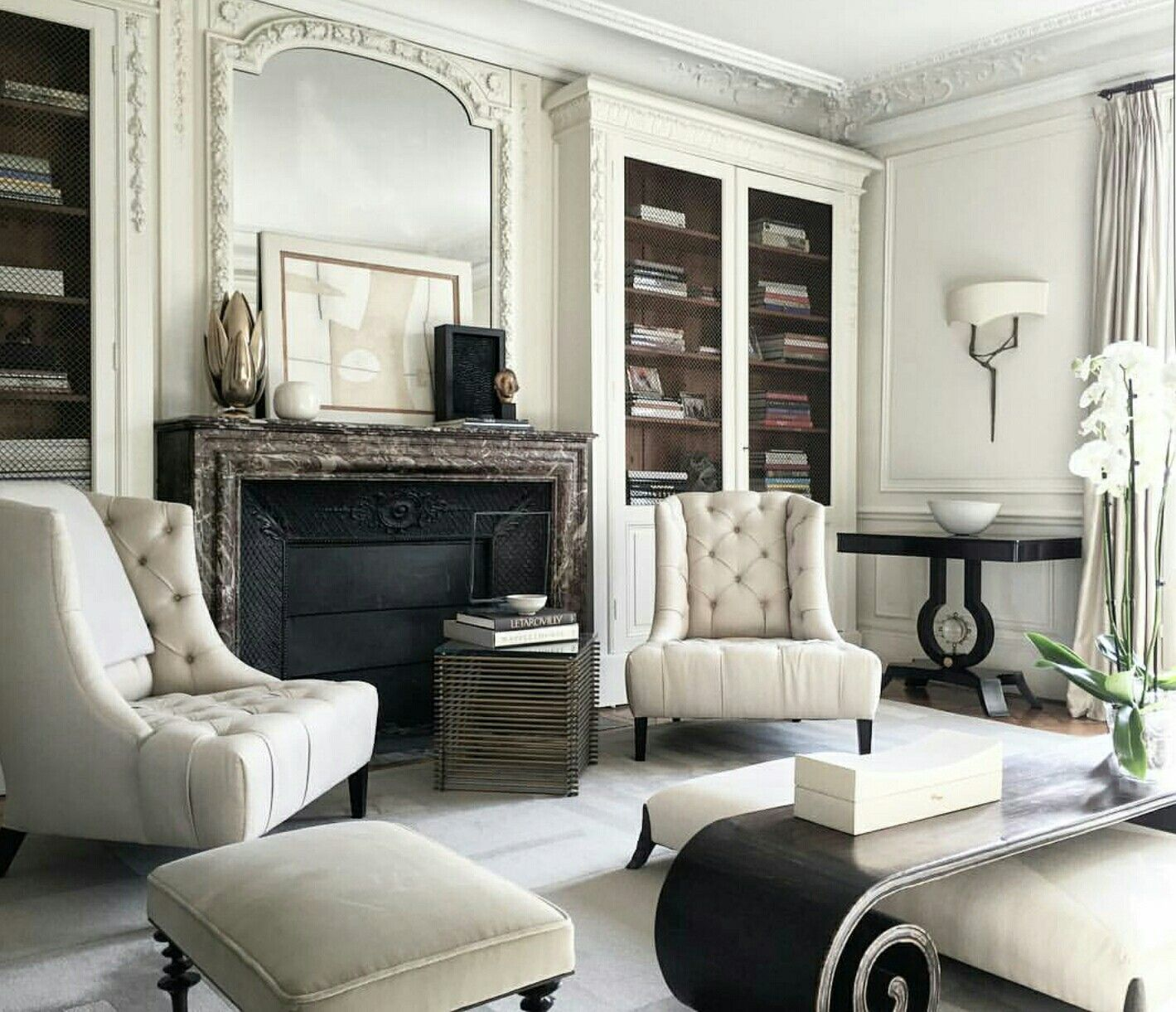 thomaspheasant style that is impeccable  living room