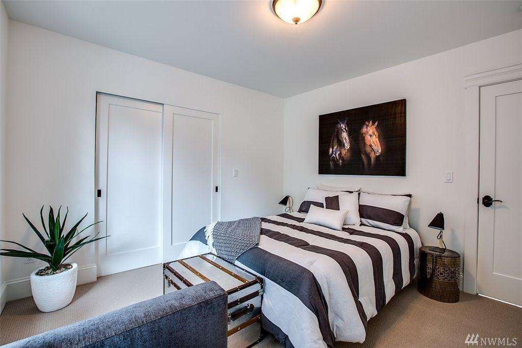 Contemporary Guest Bedroom. Contemporary Guest Bedroom   Seattle Home   Guest bedrooms  Home