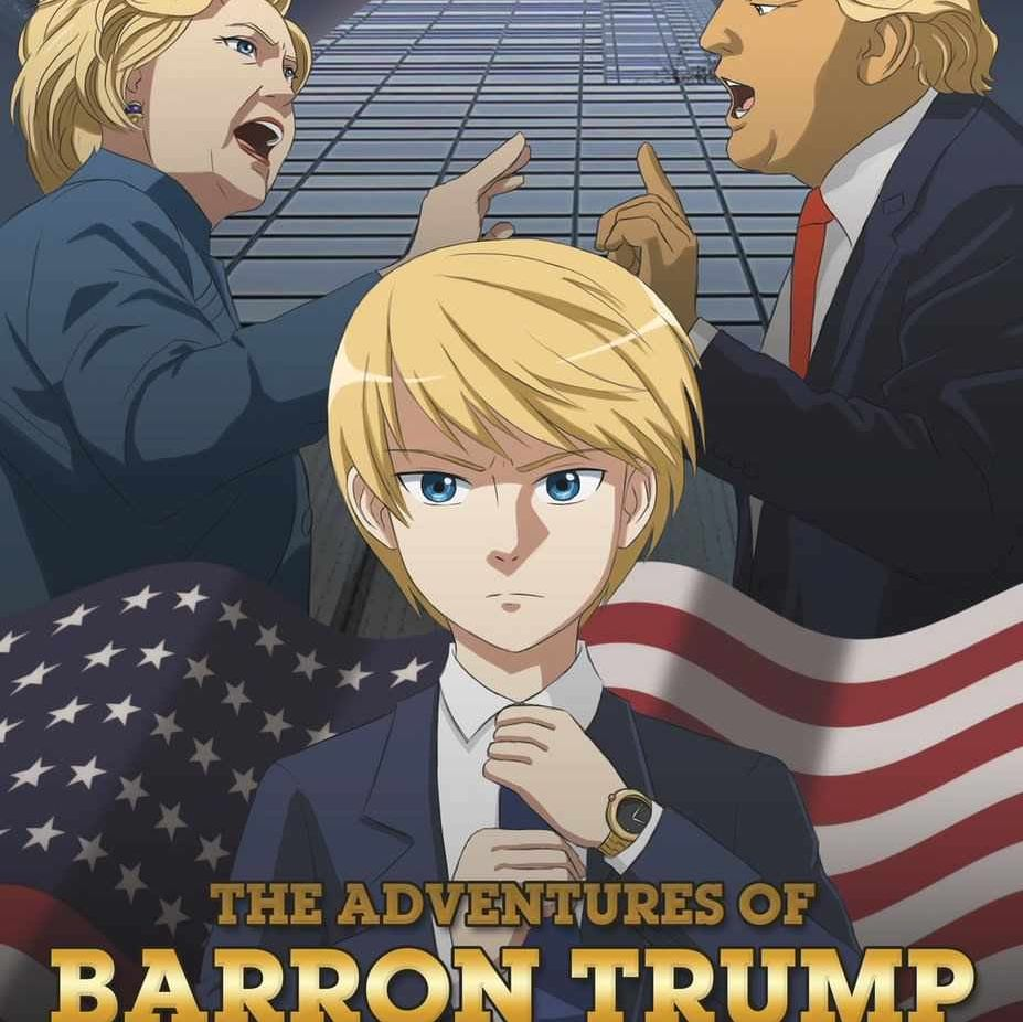 Barron Trump Krash Video In 2020 Trump Video To My Future Husband Aesthetic Movies