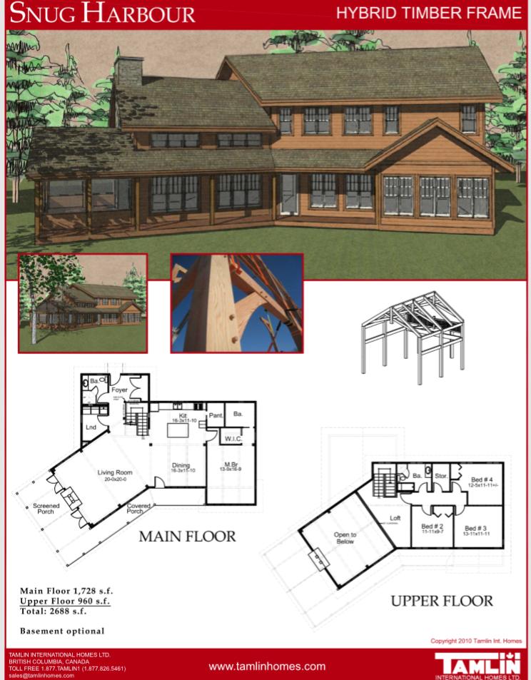 Plans Above 2500 Sq.Ft | Tamlin House Plans | Pinterest | House ...