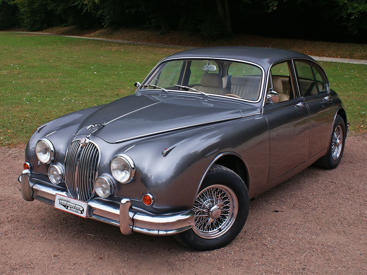 Jaguar Mark 2 Made From Late 1959 To 1967 Cars