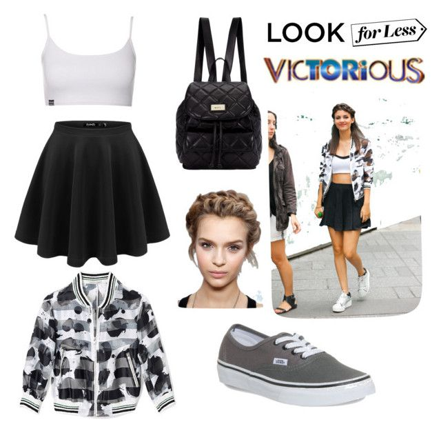 """""""Victoria justice"""" by makena-nicole ❤ liked on Polyvore"""