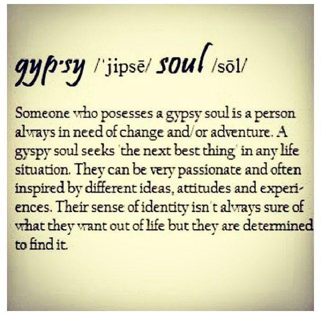 quotes about gypsy soul Quotes | Gypsy soul quotes, Gypsy ...