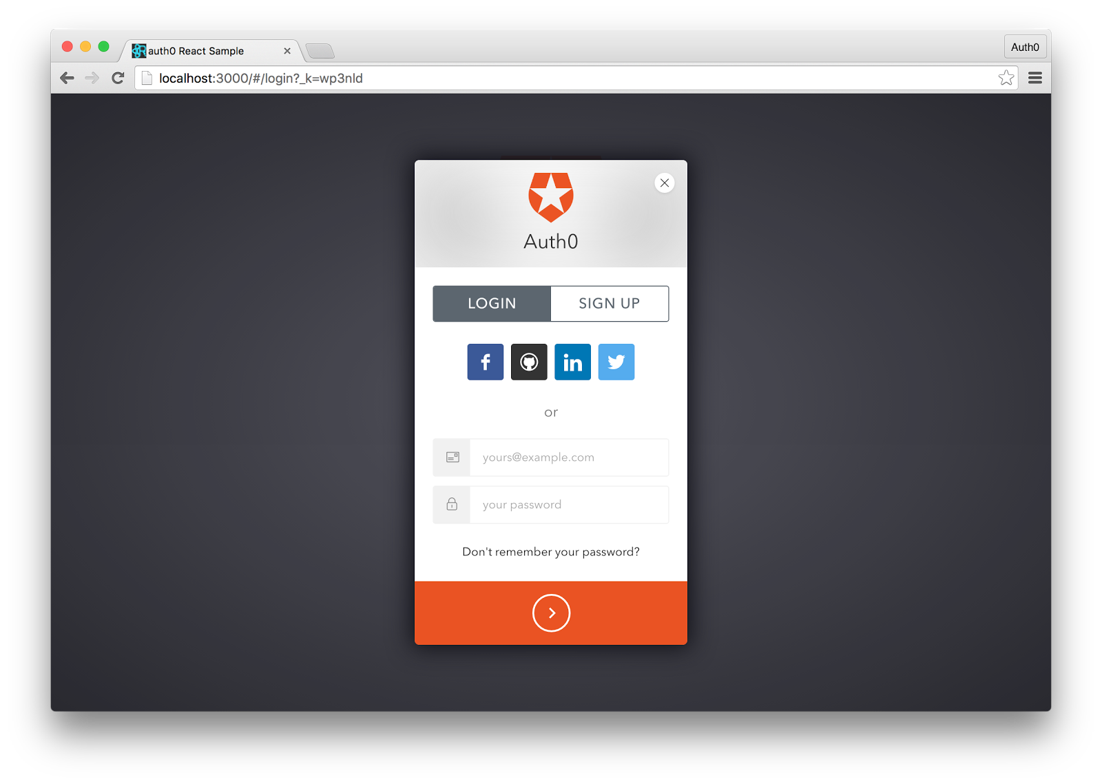 Passwordless Authentication With React And Auth0 Passwords Writing Javascript