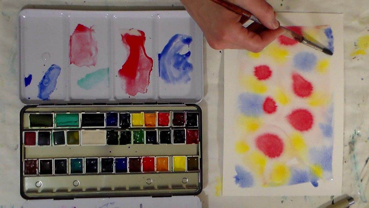 What Is Ox Gall How To Use It In Watercolor Youtube