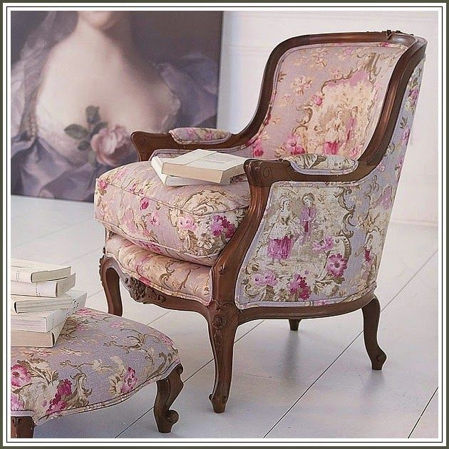 Lovely Rosemary And Thyme: The Versatile Accent Chair Pictures
