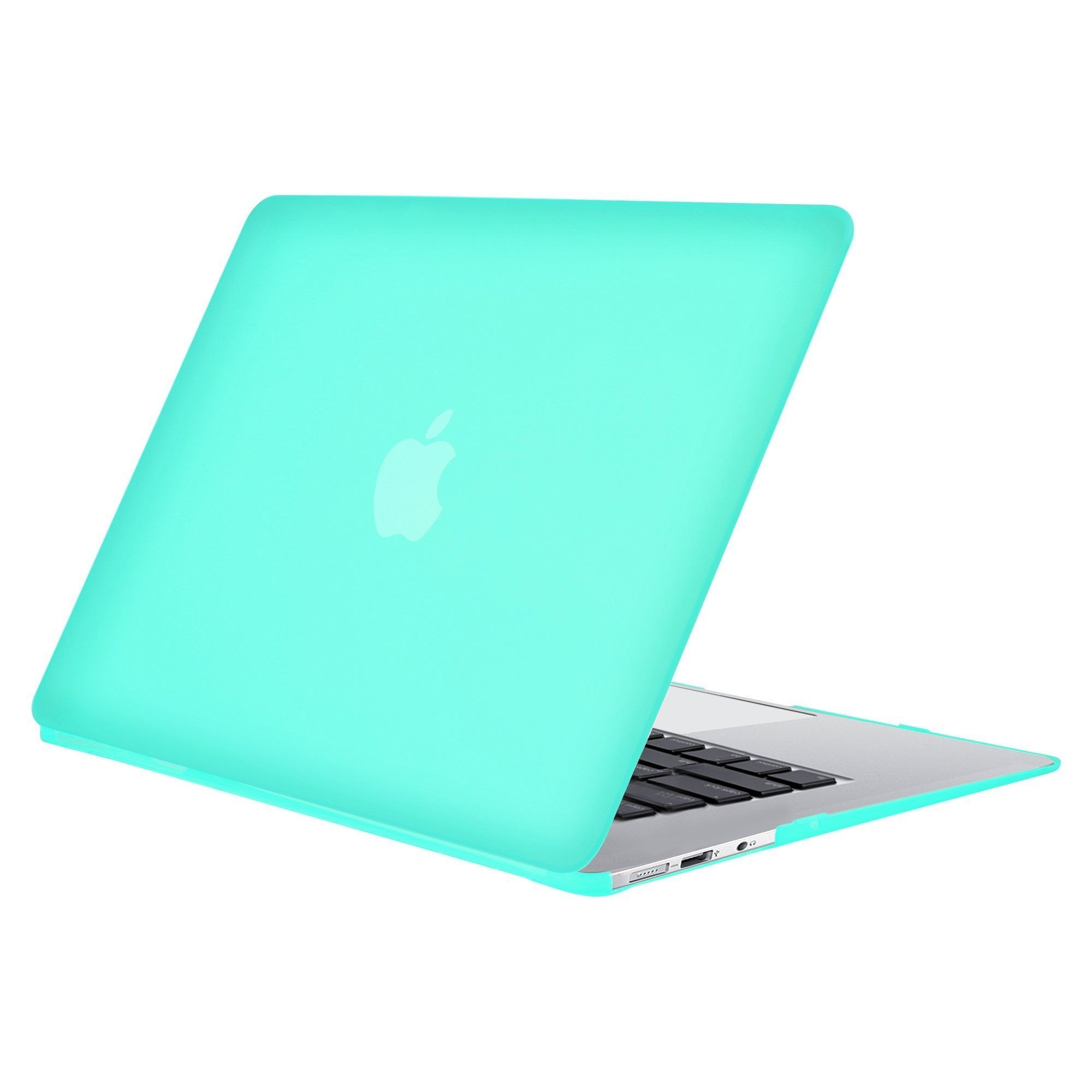 outlet store cf073 7a0e4 Insten Rubber Coated Laptop Case Cover for Apple MacBook Air 13-inch ...