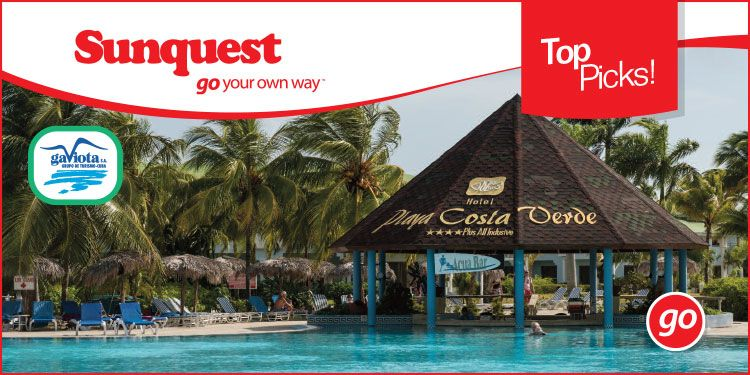 Top Picks: Fantastic resorts and #TravelDeals in #Cuba!  We have something for every budget! ---> http://www.sunquest.ca/en/gaviota-hotels-cuba