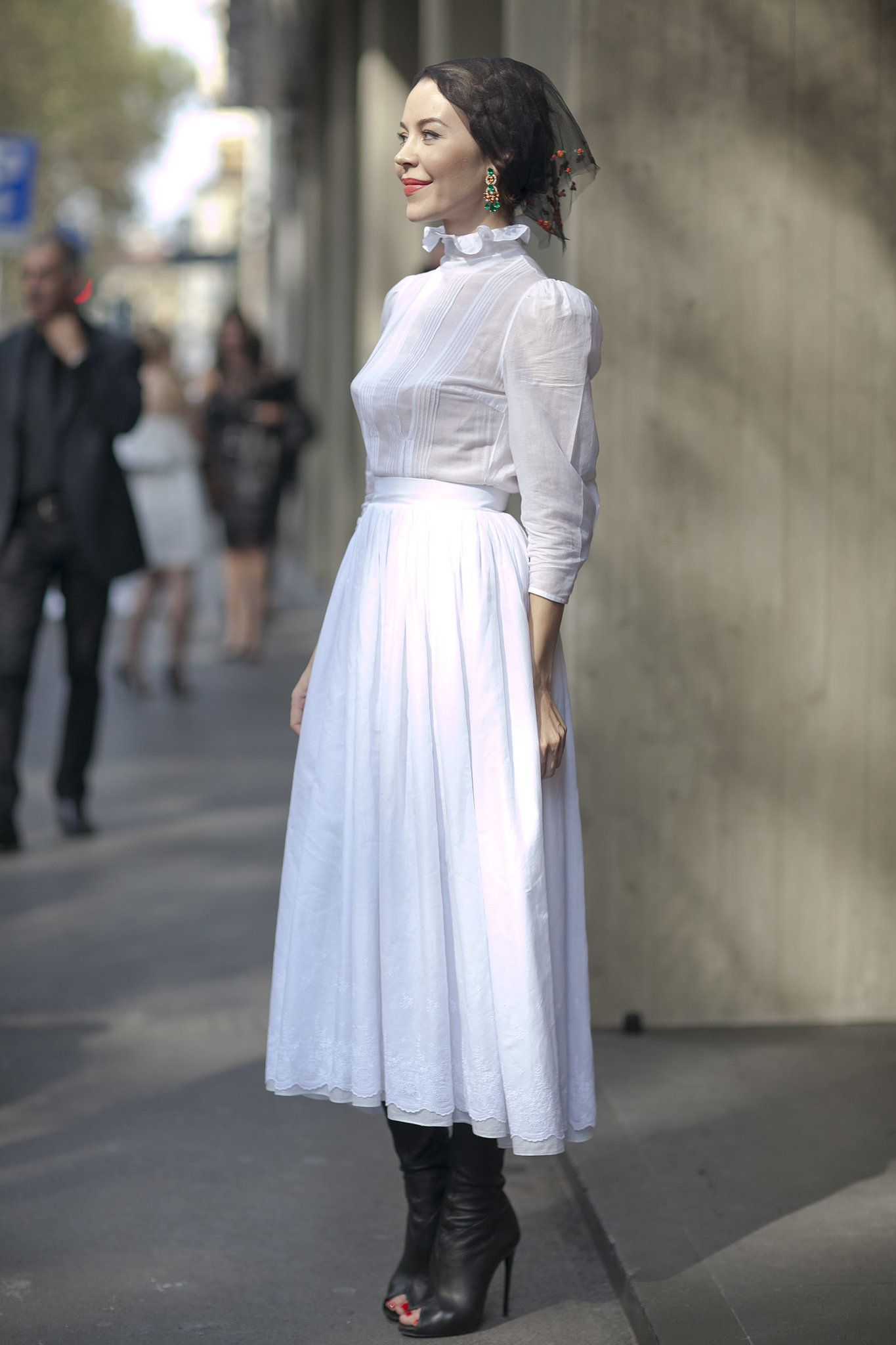 All the Best Street Style Straight From Milan Fashion Week ...