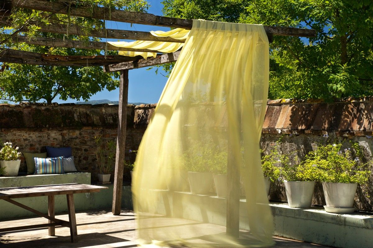 Bemerkenswert Outdoorstoffe Ideen Von Christian Fischbacher Bezugsstoff Outdoor Stoffe - Sonnen-strahl