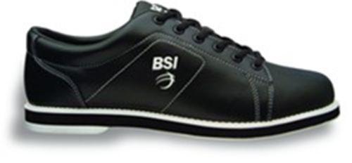 Details about NEW BSI Classic Men's Bowling Shoes, Black, Sizes 10 ...