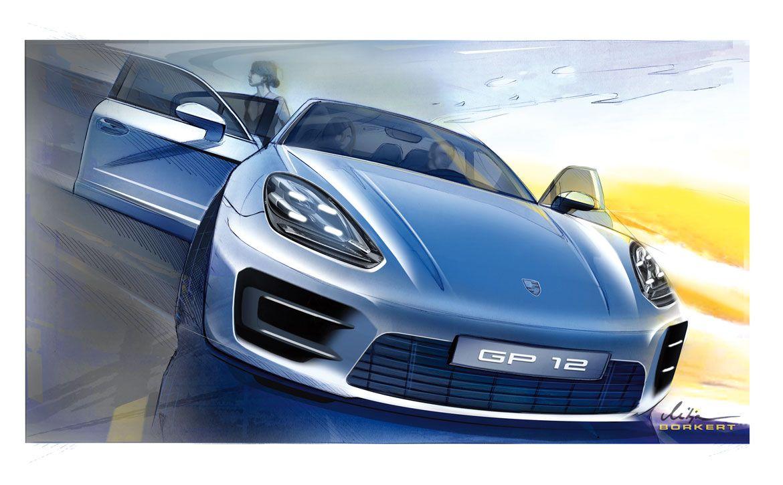 PORSCHE PANAMERA, RIFLESSIONE EVOLUTIVA nel 2020 Porsche