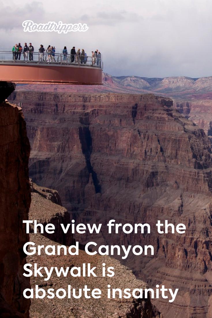 Grand Canyon Skywalk Trip To Grand Canyon Grand Canyon